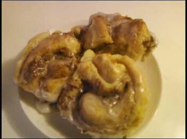 Cinnamon Yum Yums Recipe