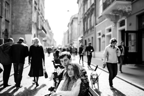 Свадебный фотограф Виолетта Нагачевская (violetka). Фотография от 13.05.2017