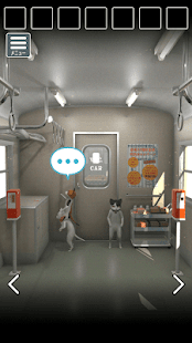 Download 脱出ゲーム 猫様の車窓からの脱出 For PC Windows and Mac apk screenshot 4