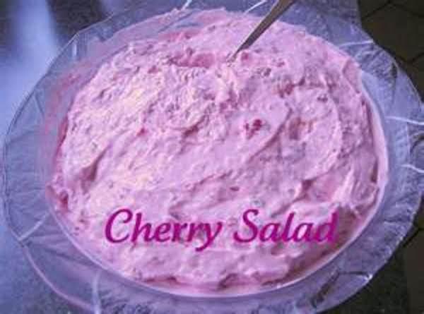 Cherry Salad Recipe
