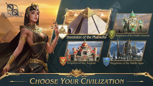 War Eternal - Rise of Pharaohs 1.0.60 screenshots 1