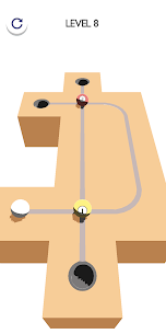 Marble hit 3D – Pool ball hyper casual game 5