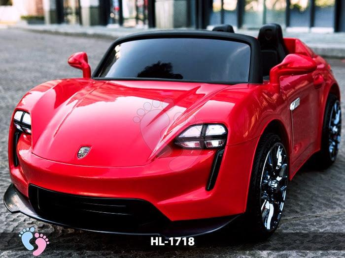 Xe hơi điện cho bé Porsche HL-1718 14