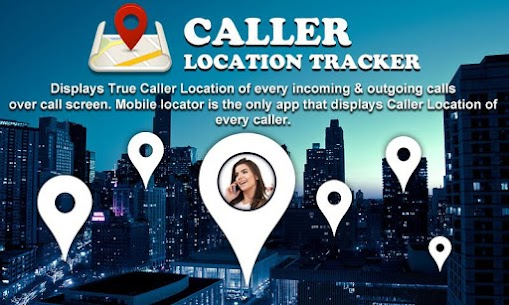 Mobile Caller ID Location Tracker App Download For Android 6