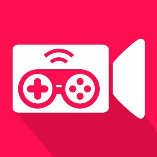 RECスクリーンレコーダー新 媒體與影片 App LOGO-APP試玩