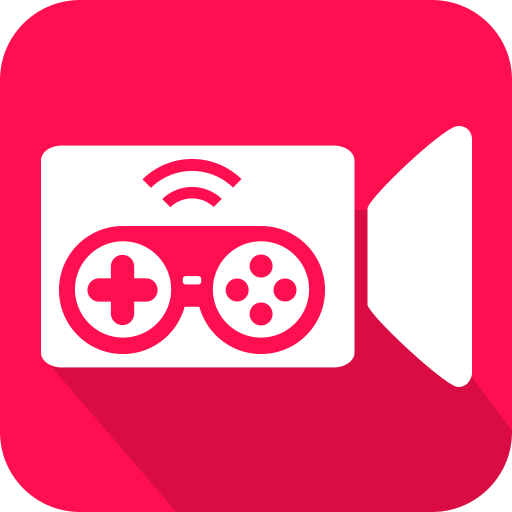 REC 화면 레코더 새로운 媒體與影片 App LOGO-APP試玩