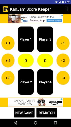 KanJam Score Keeper hack tool