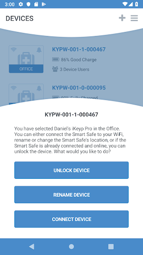 Motorola Smart Safe 1.5.5 Screenshots 5