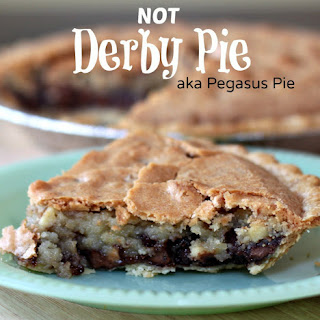 NOT Derby Pie aka Pegasus Pie