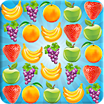 chipmunk fruits pop bubble shooter witch saga 2018 Icon