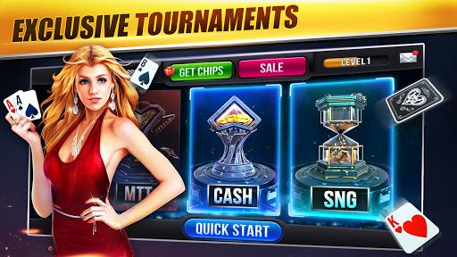 Winning Poker™ - Free Texas Holdem Poker Online 2.8 screenshots 2