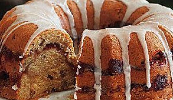 Renee's Sour Cream Coffeecake Recipe