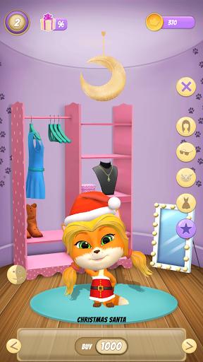 Lily - My Talking Virtual Pet apkdebit screenshots 10