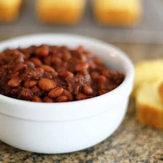 Spicy Ground Beef and Pinto Bean Chili