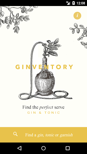 Ginventory - Perfect Gin Tonic