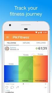 PK Fitness - náhled