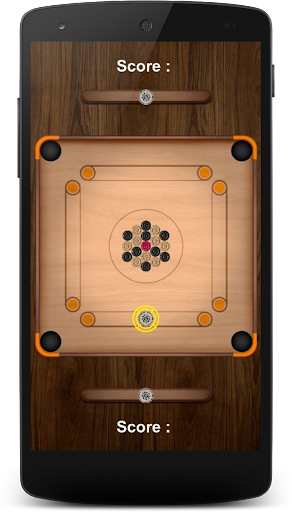 Carrom Board King 1.8 Cheat screenshots 1