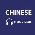 21000 Videos Learning Chinese 1.0