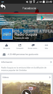 Radio Suquia FM 96.5- screenshot thumbnail