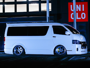 ハイエースワゴン TRH214Wのカスタム事例画像 T-Style511さんの2021年01月17日20:20の投稿