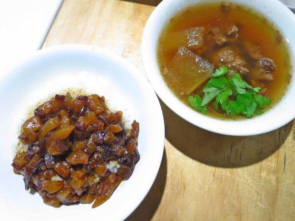 北北車魯肉飯-高雅環境的平民魯肉飯