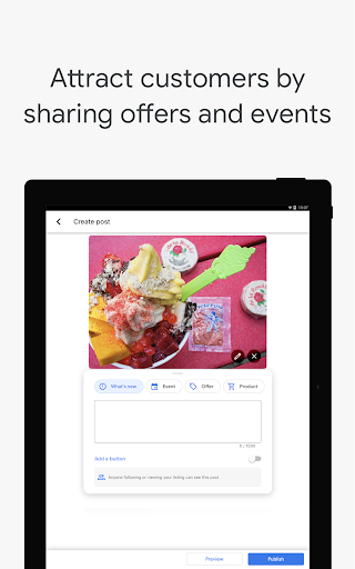 Google My Business - Connect with your Customers screenshot 12