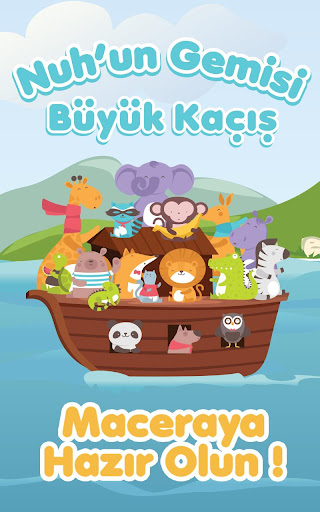 免費下載街機APP|Nuh'un Gemisi Büyük Kaçış app開箱文|APP開箱王