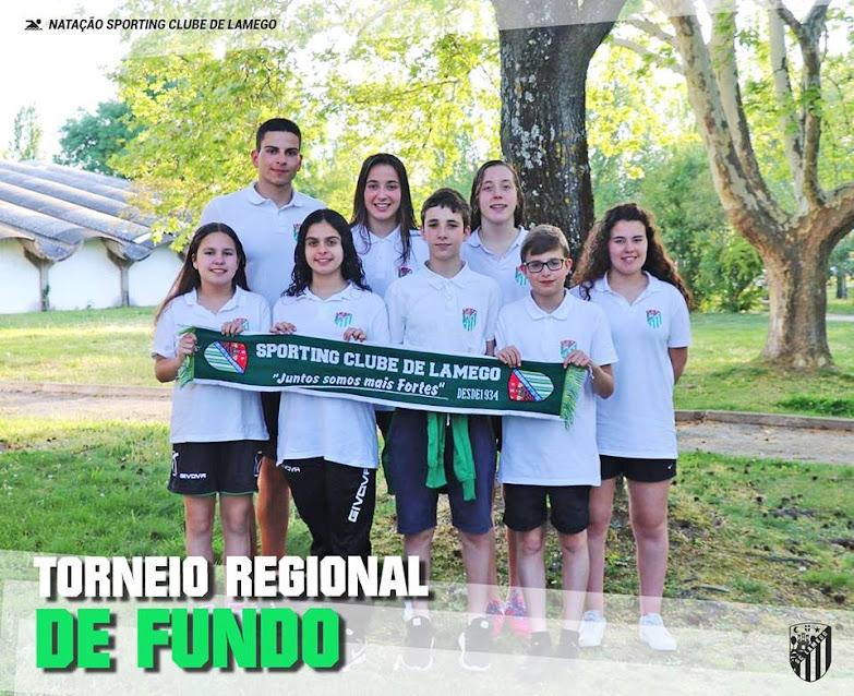 Sporting Clube de Lamego conquista 13 pódios no Torneio Regional de Fundo