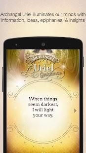 Archangel Uriel Guidance - náhled