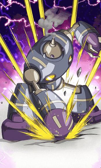 メタルマンの猛攻・マゲッタ