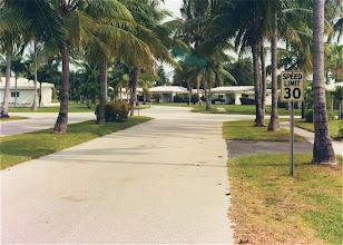 Photo: Lawn Acres Entrance - 1973