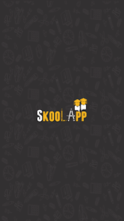 SkoolApp - náhled