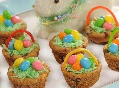 Easy Easter Baskets Recipe