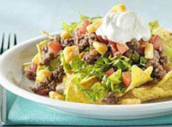 Kitkat's Easy Fiesta Taco Salad Recipe