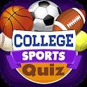 College Sports Fun Trivia Quiz icon
