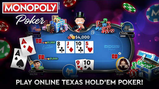MONOPOLY Poker - The Official Texas Holdem Online screenshots 1