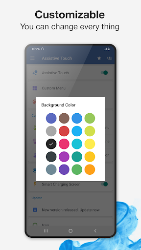 Assistive Touch for Android 3.1.36 screenshots 6
