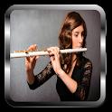 Real Flute Ringtones icon