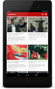 newsBenfica- screenshot thumbnail
