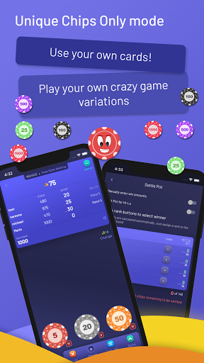 Chips of Fury: Poker Buddy - Play with Friends filehippodl screenshot 4