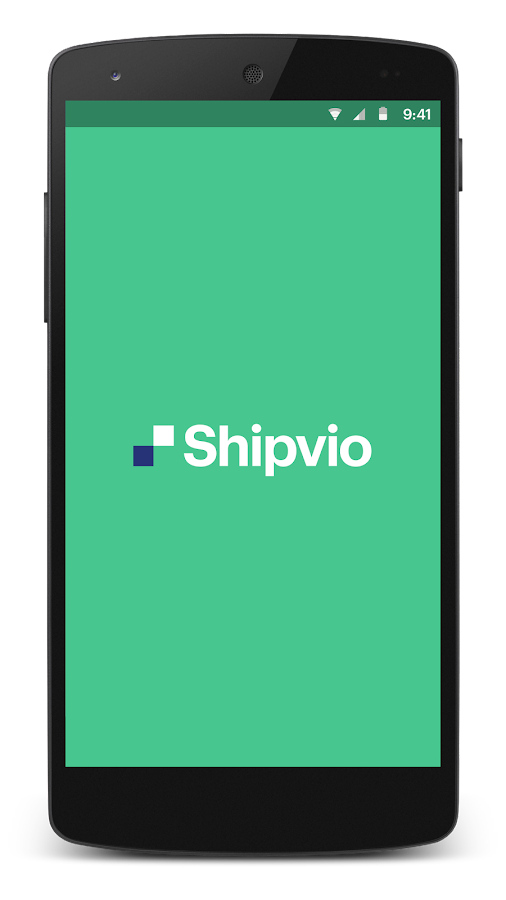Shipvio- screenshot
