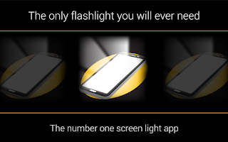 Screenshot of Screen Flashlight
