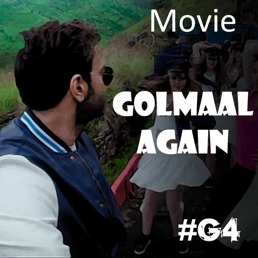 Movie video for Golmaal again