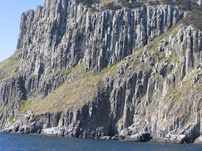 Photo: Path up Tasman Isle