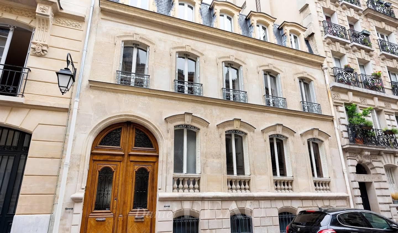 Hôtel particulier Paris 9ème