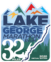 Virtual Lake George Marathon Swim