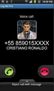 Call From Cristiano Ronaldo frank - náhled