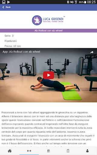 Luca Grisendi Personal Trainer Online 2.1 9