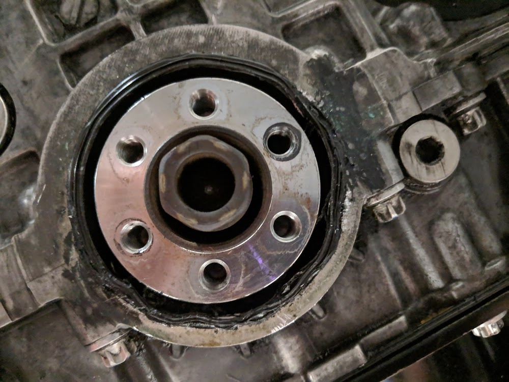 DIY: 335i N54 Front CrankShaft Seal Replacement - Page 3