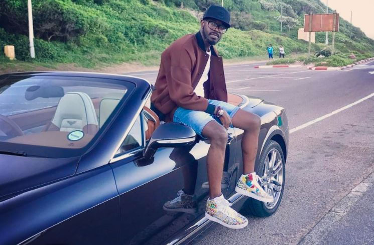 Black Coffee says that African stereotypes must fall.